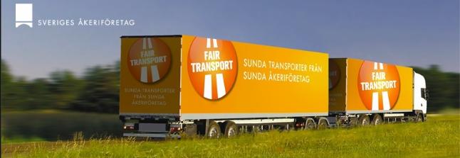 Sveriges Åkeriföretag på utbildningsturné för transportköpare